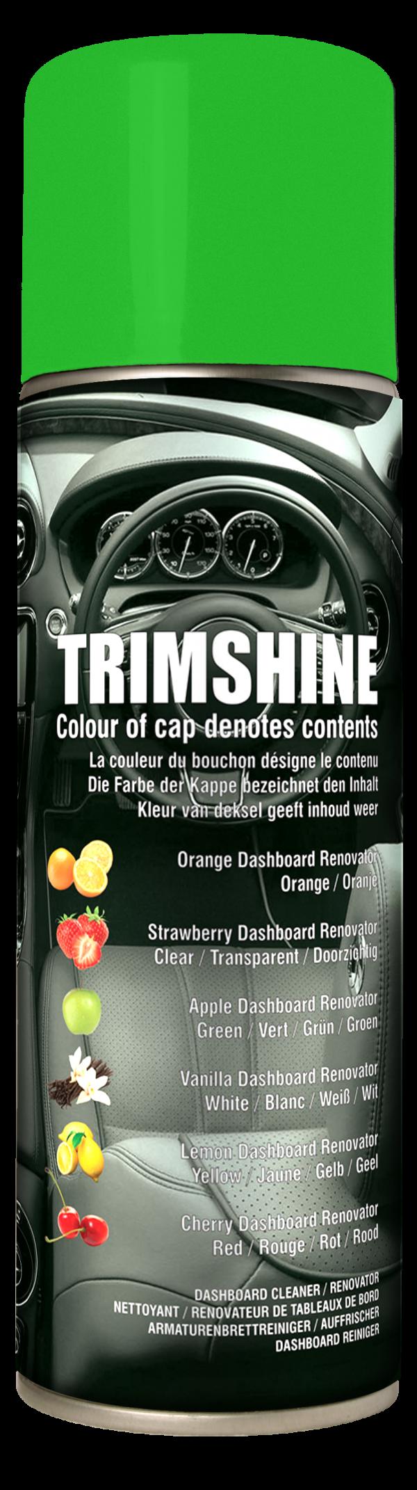Apple Dashboard Trimshine