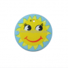 smiley sun hanging air freshener armarox.com
